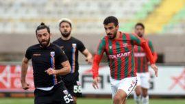 Karşıyaka 0-0 Alibeyköyspor