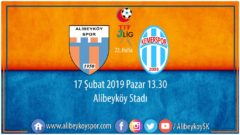 22. haftada rakibimiz Kemerspor 2003