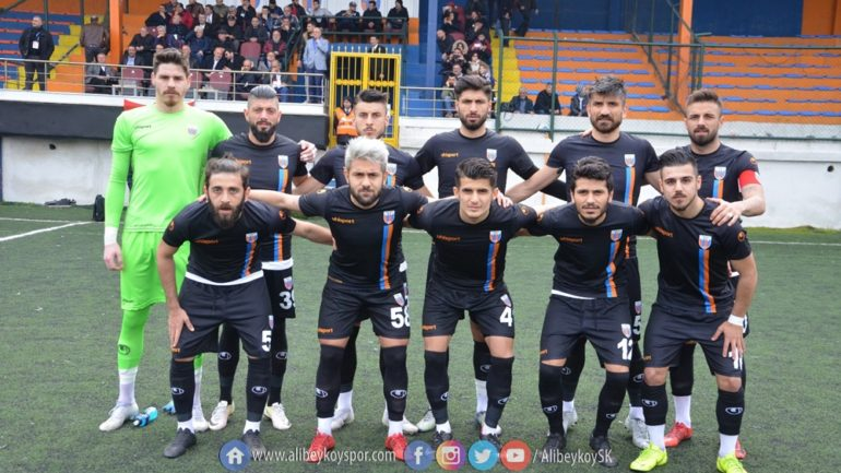 Alibeyköyspor 0-0 Kırşehir Belediyespor [Maç Fotoğrafları]