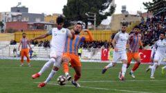 Osmaniyespor FK 2-1 Alibeyköyspor