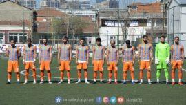 Alibeyköyspor 1-0 Kızılcabölükspor [Maç Fotoğrafları]
