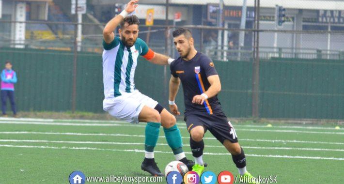 Alibeyköyspor 0-0 Kırşehir Belediyespor