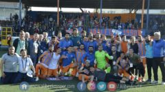 Alibeyköyspor 1-0 Kızılcabölükspor