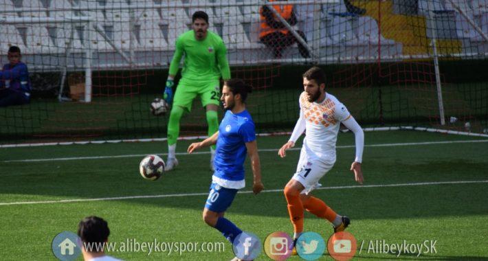 Altındağ Belediyespor 4-1 Alibeyköyspor