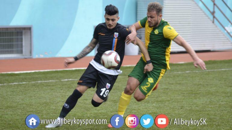 Esenler Erokspor 2-0 Alibeyköyspor