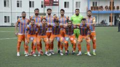 Alibeyköyspor 5-1 Bergama Belediyespor [Maç Fotoğrafları]