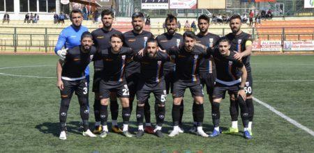 HKİ Çatalcaspor 1-1 Alibeyköyspor [Maç Fotoğrafları]