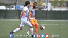 Alibeyköyspor 5-1 Bergama Belediyespor