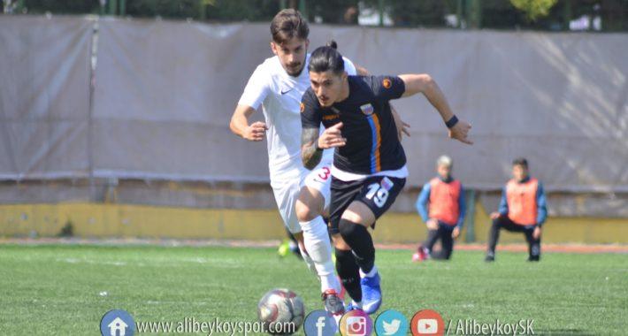 HKİ Çatalcaspor 1-1 Alibeyköyspor