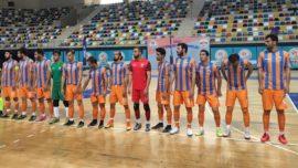 Alibeyköysporumuz Futsal Ligi'nde finalde