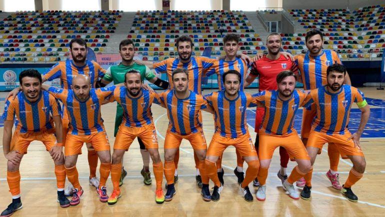 Alibeyköysporumuz final turuna kaldı