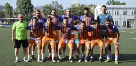 Alibeyköyspor 3-1 İstanbul Bayburtspor [Maç Fotoğrafları]