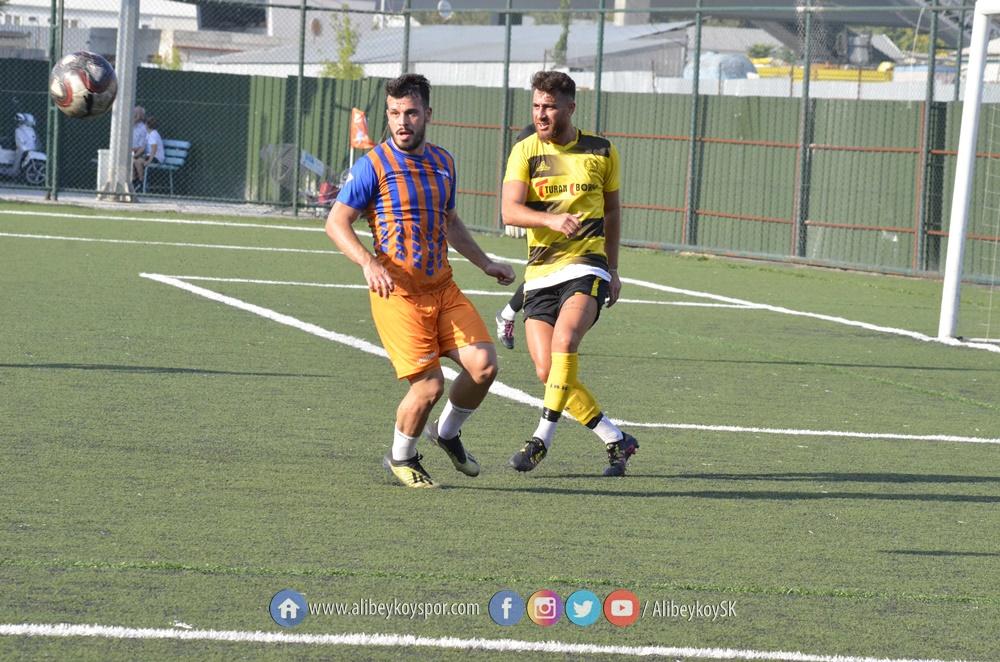 Alibeyköyspor 3-1 İstanbul Bayburtspor