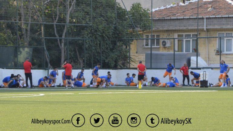 Alibeyköysporumuz 2019-2020 sezonunu açtı