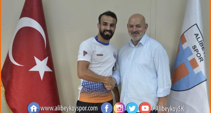 Süleyman Ergün Alibeyköysporumuzda