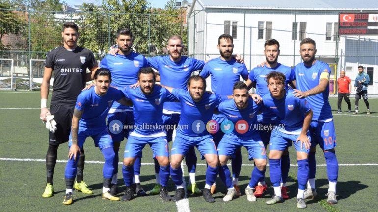 Alibeyköyspor 0-1 Uzunköprüspor [Maç Fotoğrafları]