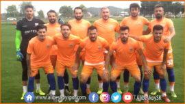 Alibeyköyspor 3-3 Adıyaman 1954 Spor