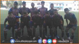 Alibeyköyspor 1-0 Başakşehir