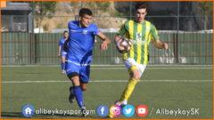Alibeyköyspor 0-1 Uzunköprüspor