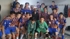 Alibeyköyspor 8-1 Haznedarspor