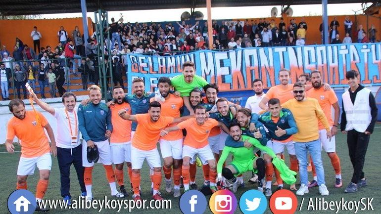 Alibeyköyspor 3-0 Arnavutköy Belediyespor [Maç Fotoğrafları]