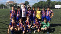 Alibeyköyspor 5-0 Akşemsettinspor