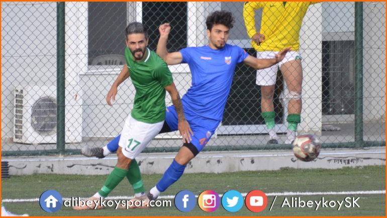 Alibeyköyspor 1-0 Çerkezköy 1911 Doğanspor