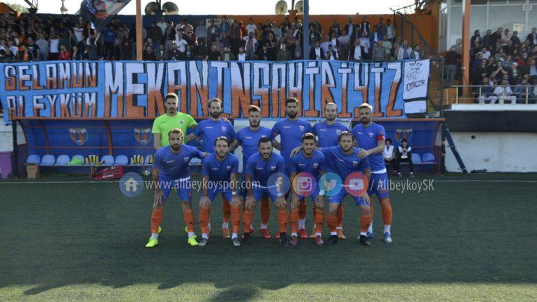 Alibeyköyspor 0-0 Vizespor [Maç Fotoğrafları]