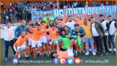 Alibeyköyspor 3-0 Arnavutköy Belediyespor