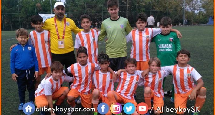 Alibeyköyspor 6-0 Ramispor