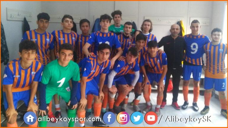 İstanbul Gençlerbirliği 0-2 Alibeyköyspor