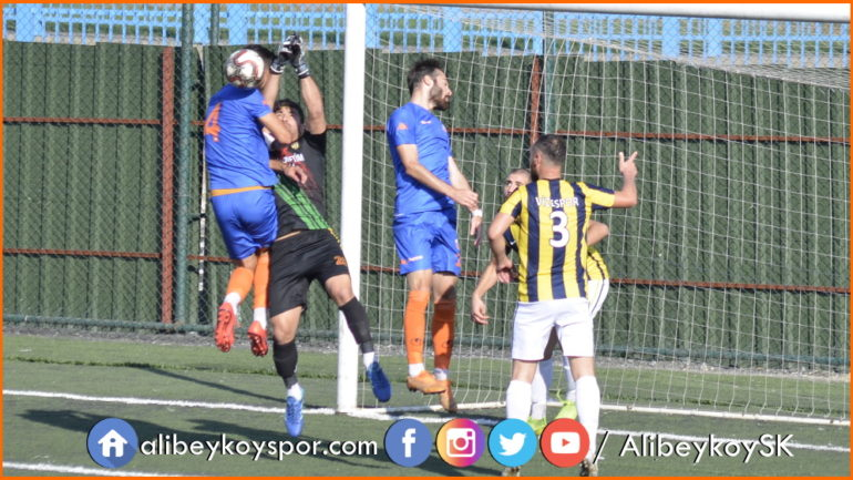 Alibeyköyspor 0-0 Vizespor