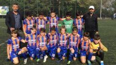 Alibeyköyspor 0-2 Öz Alibeyköyspor