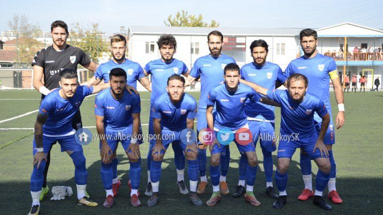 Alibeyköyspor 1-2 Edirnespor [Maç Fotoğrafları]