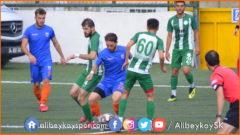 Alibeyköyspor 1-1 Çengelköyspor