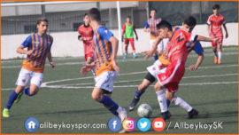 Alibeyköyspor 3-1 İstanbul Gençlerbirliği