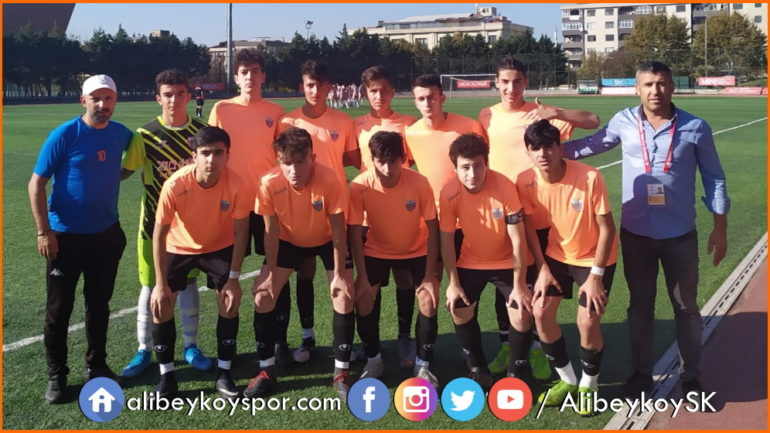 Sultangazi İsmetpaşaspor 0-3 Alibeyköyspor