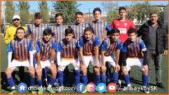 Alibeyköyspor 1-0 Seyrantepe Ofspor