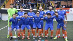 Alibeyköyspor 1-1 Çengelköyspor [Maç Fotoğrafları]