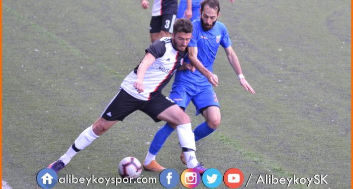 Alibeyköyspor 0-0 Ortaköyspor