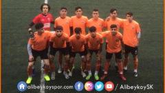 Şirinevlerspor 0-1 Alibeyköyspor