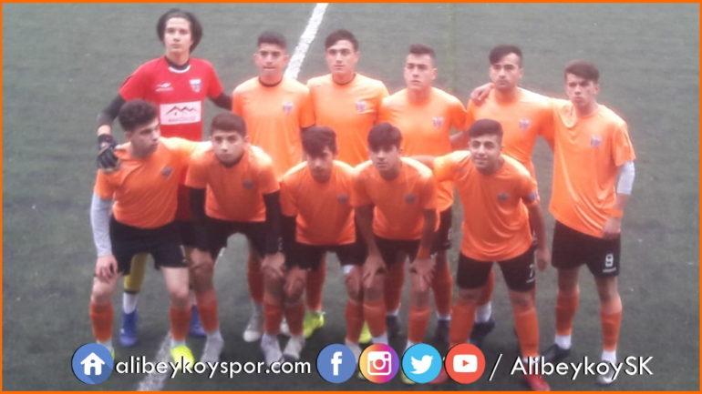 Alibeyköyspor 1-0 Küçükköyspor