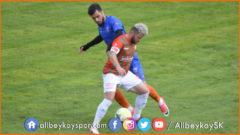 Lüleburgazspor 2-0 Alibeyköyspor