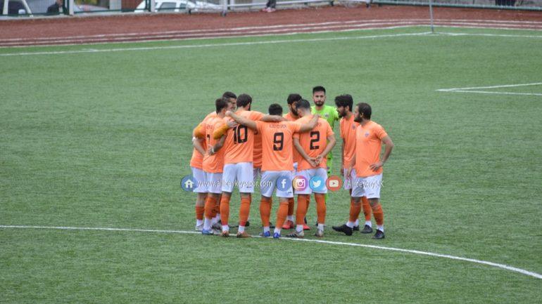 Karamürselspor 0-1 Alibeyköyspor [Maç Fotoğrafları]