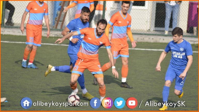 Alibeyköyspor 1-1 Bigaspor