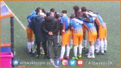 Alibeyköyspor 8-0 Şirinevlerspor