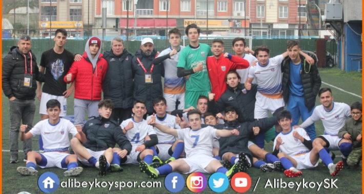 Alibeyköyspor 3-0 Avcılar Gençlerbirliği