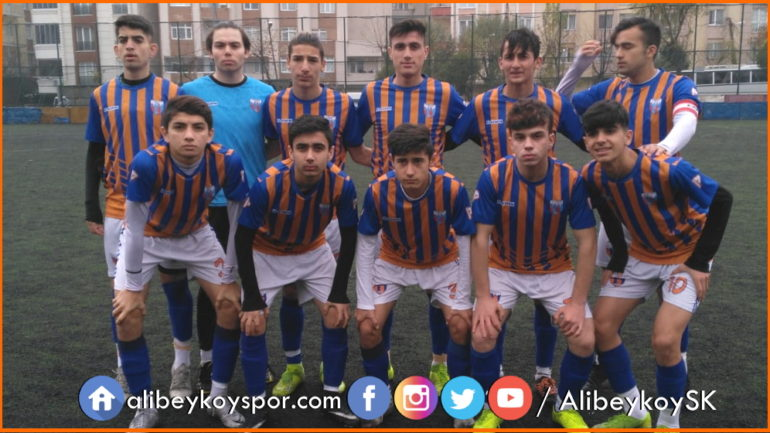 Haznedarspor 1-5 Alibeyköyspor