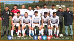 Osmaniye İstiklalspor 0-3 Alibeyköyspor
