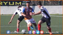 Alibeyköyspor 6-0 Başakşehir Kartalspor